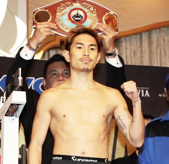 井岡一翔が世界2位浮上、王座決定戦の可能性高まる