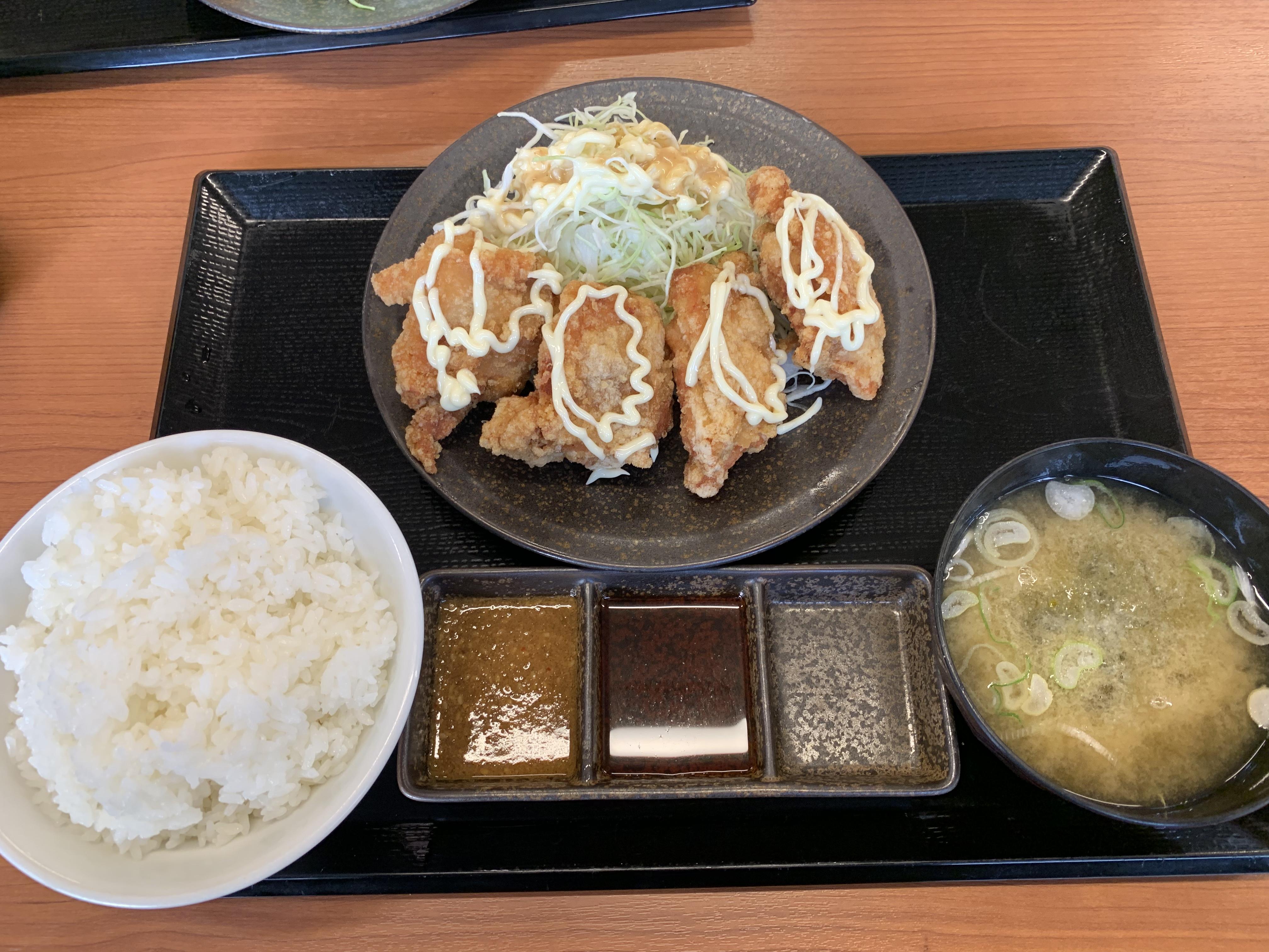 今日の昼飯!