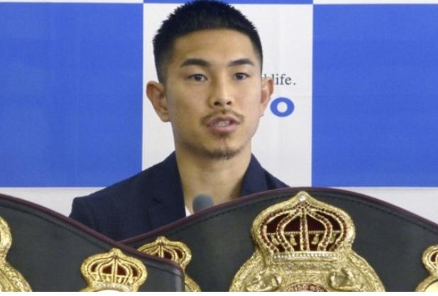 井岡一翔 日本人男子初の4階級制覇に再挑戦