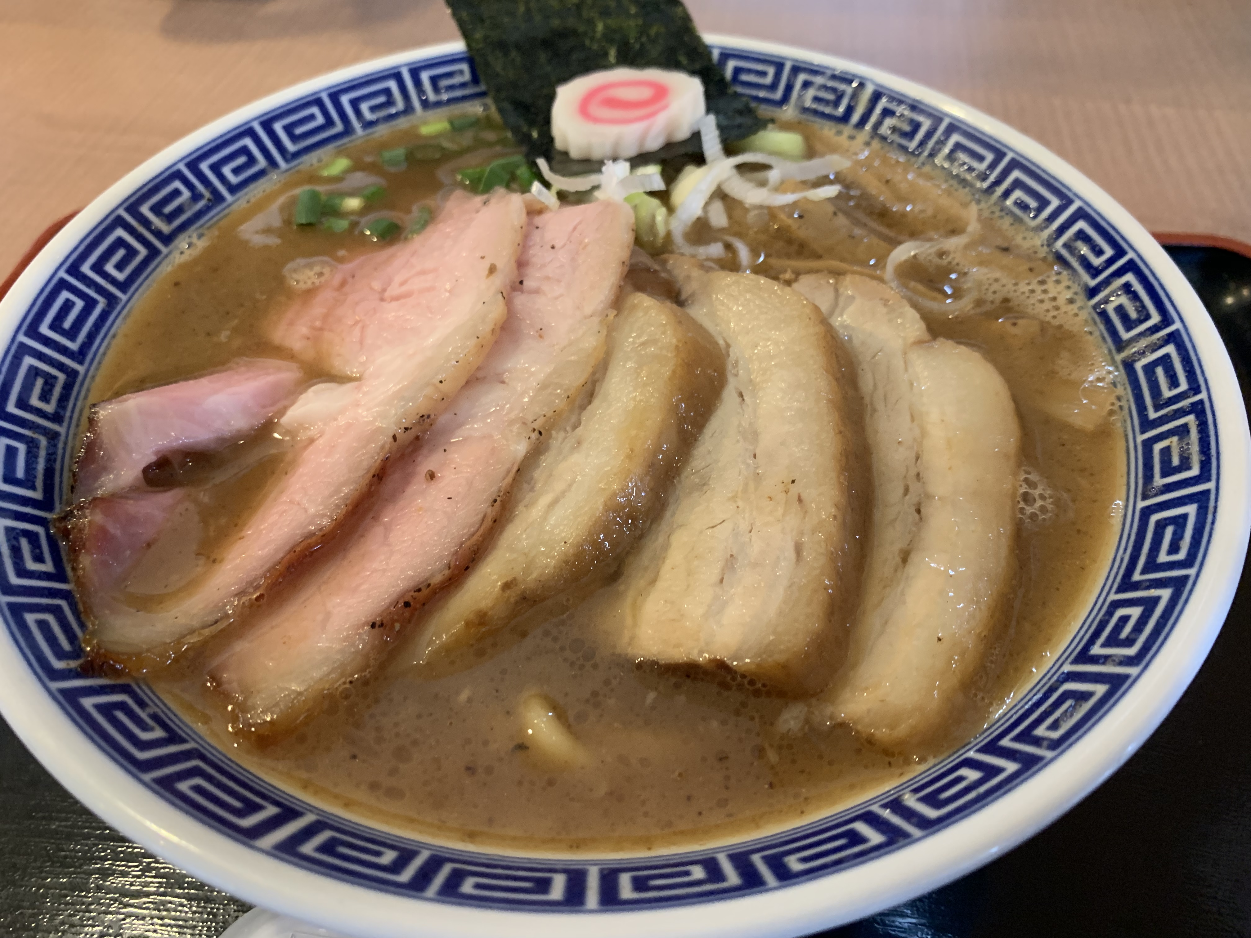 チャーシュー麺!