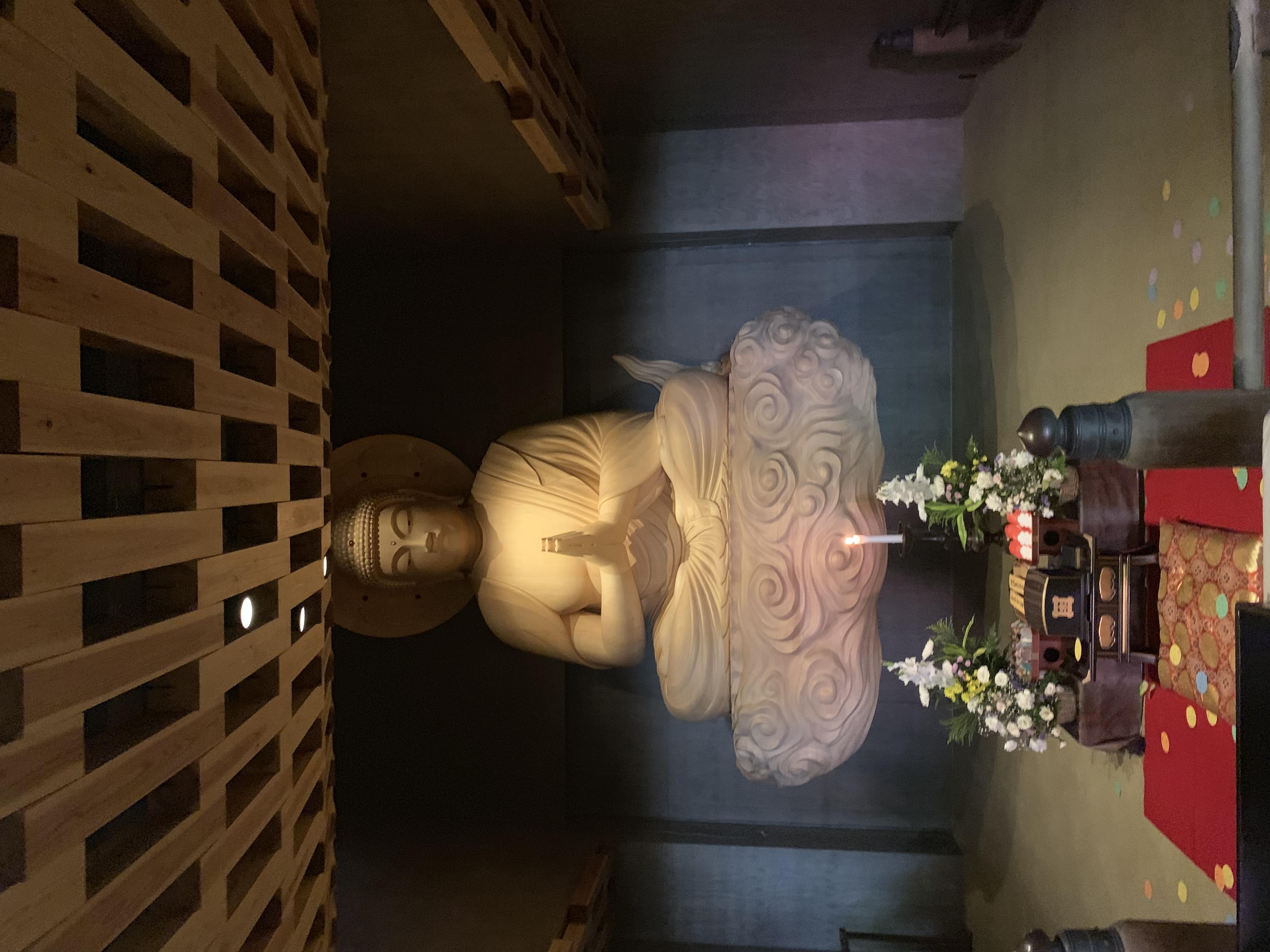 池袋大仏[仙行寺]