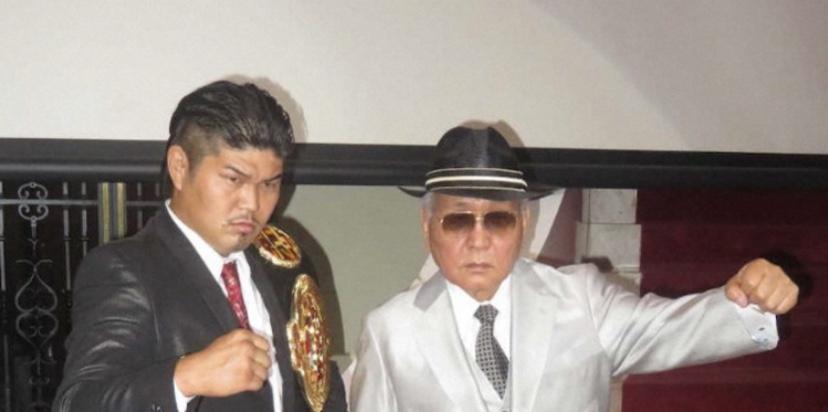 ボクシング山根明氏、新団体「WYBC」設立