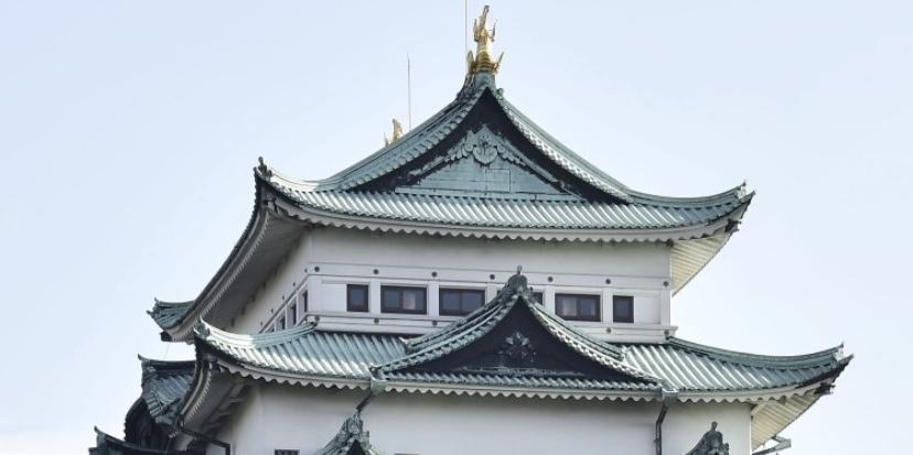名古屋城本丸御殿の柱に傷、修復は困難