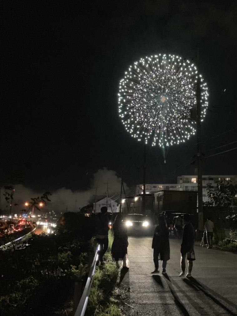 土浦花火大会2019