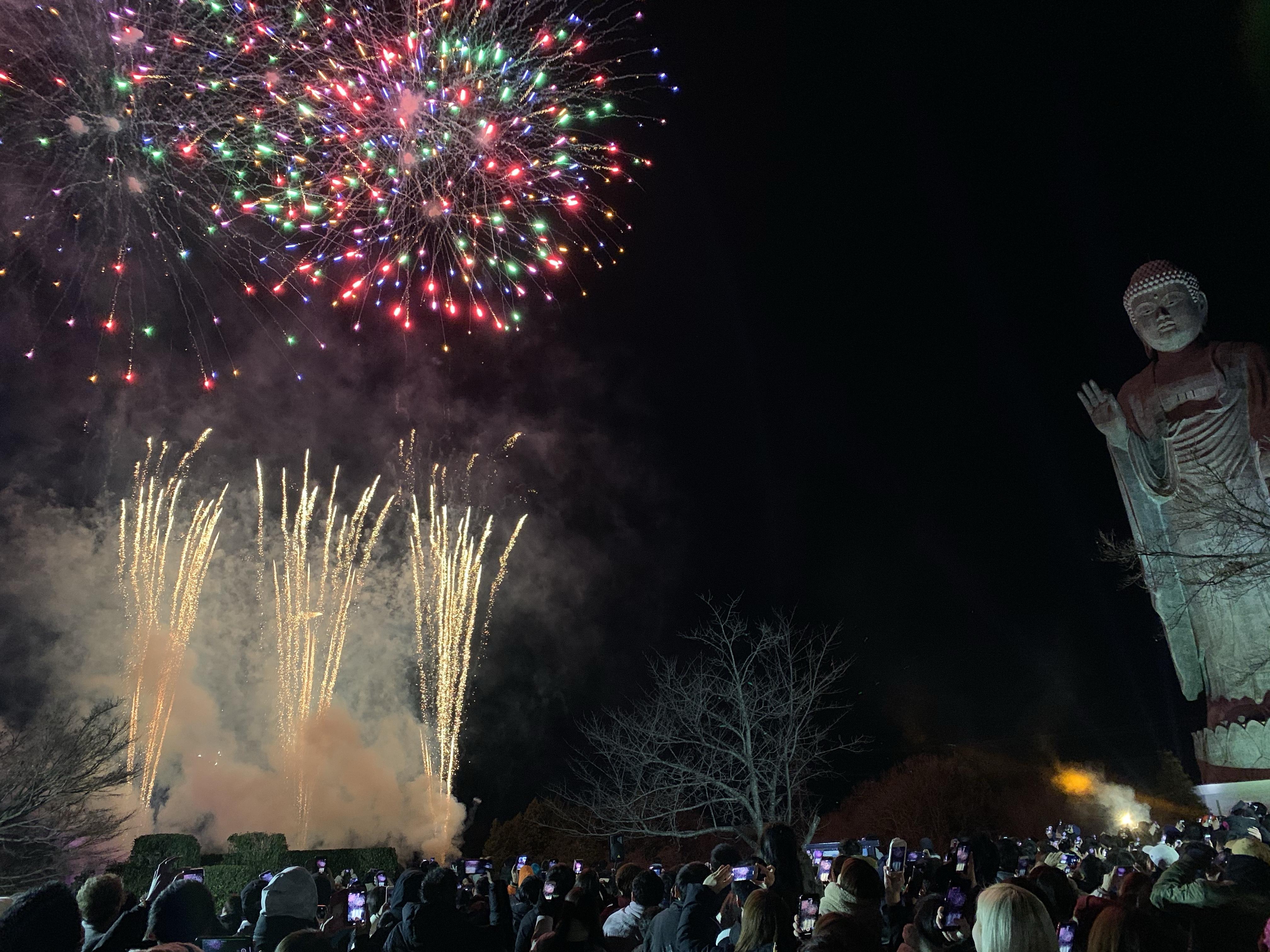 新年おめでとうございます!!