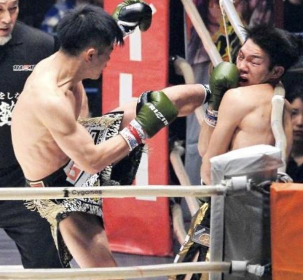 那須川天心、衝撃166秒TKO「めちゃめちゃ気持ちいい」メイウェザー戦の屈辱ぬぐう