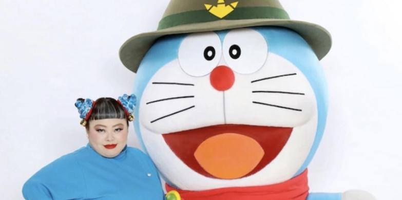 渡辺直美、映画「ドラえもん」ゲスト声優に