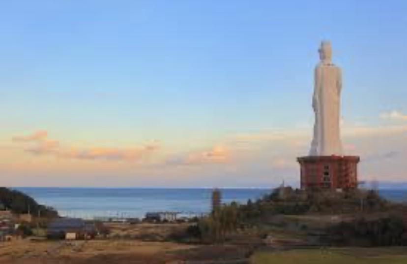 淡路島の大観音像 22年度までの解体撤去決まる