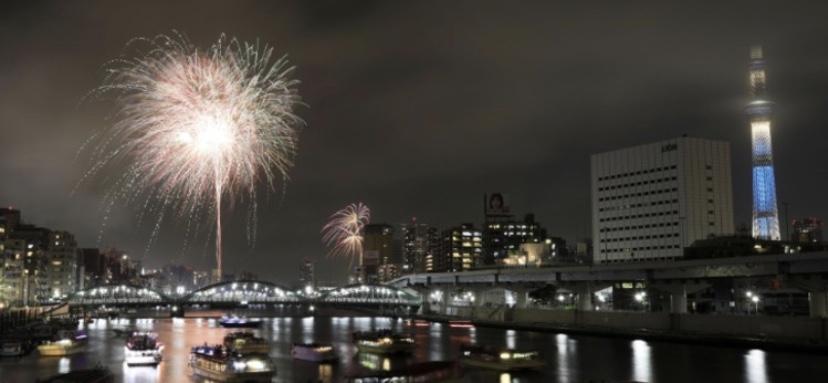 7月の隅田川花火大会、開催中止を発表