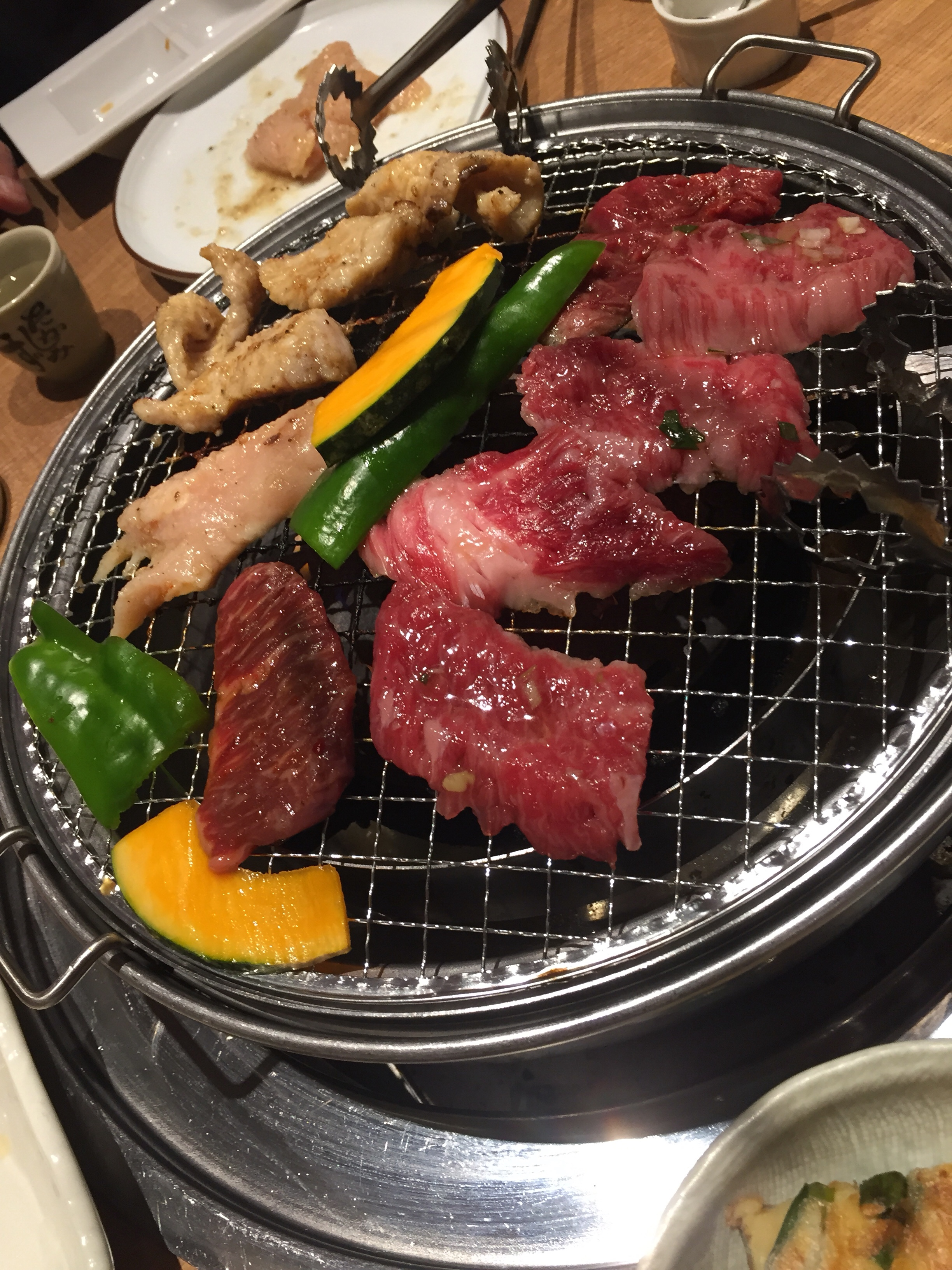 焼肉大好き!