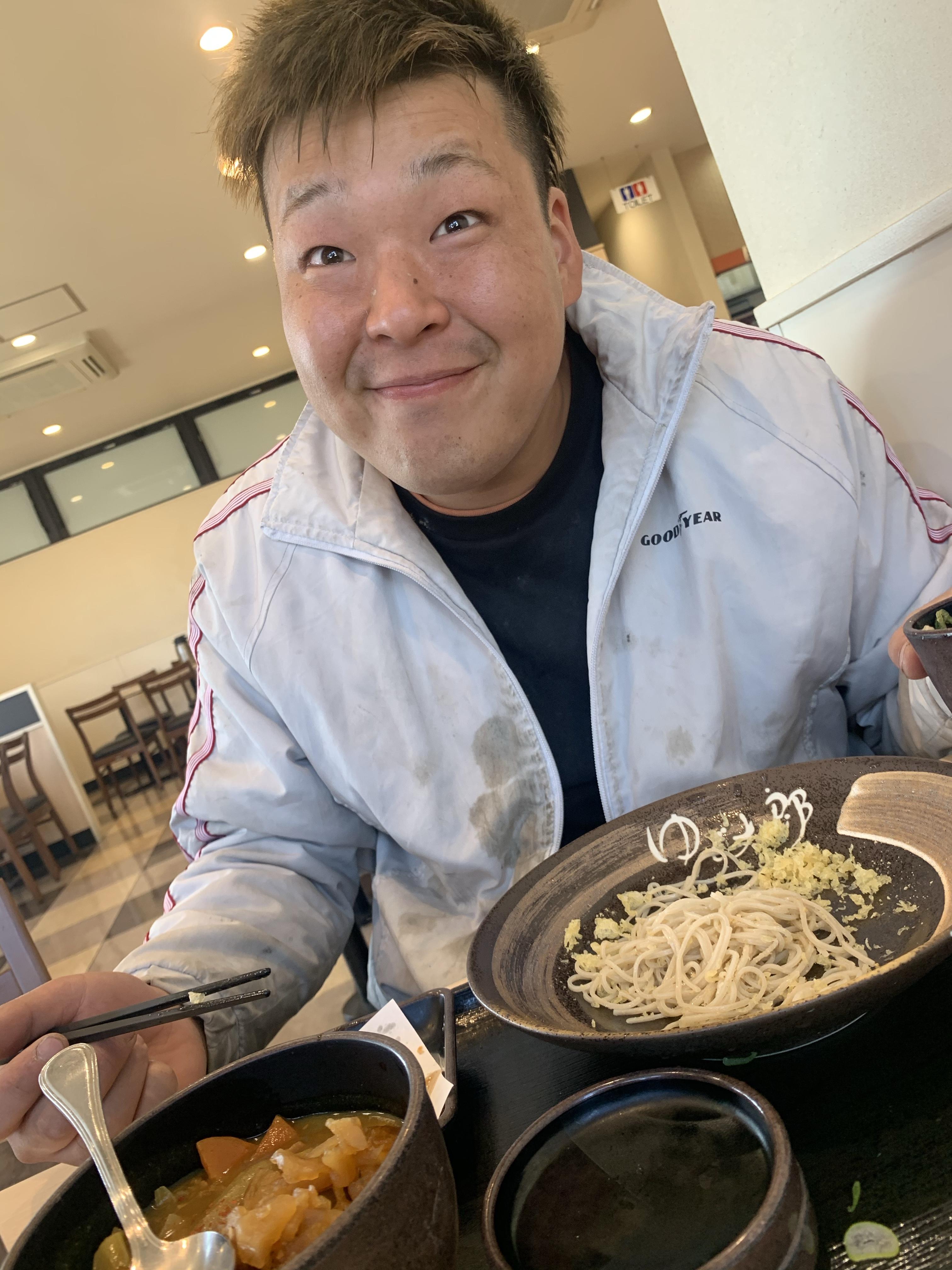 岡太郎そば…