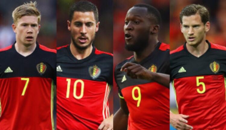 ベルギー、ブラジル破り32年ぶりベスト4進出!