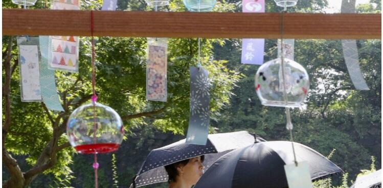 危険な暑さ続く、急な雨や落雷にも注意