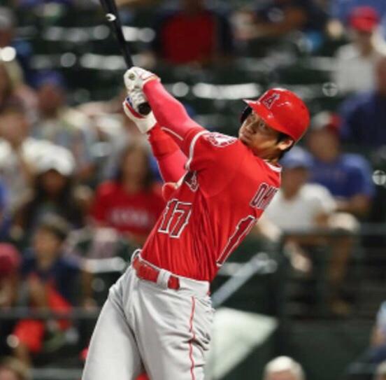 大谷が19号、日本選手の1年目最多本塁打記録を更新