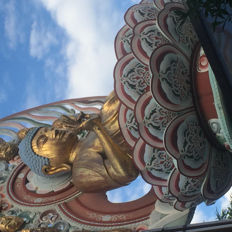 阿弥陀如来像 西福寺