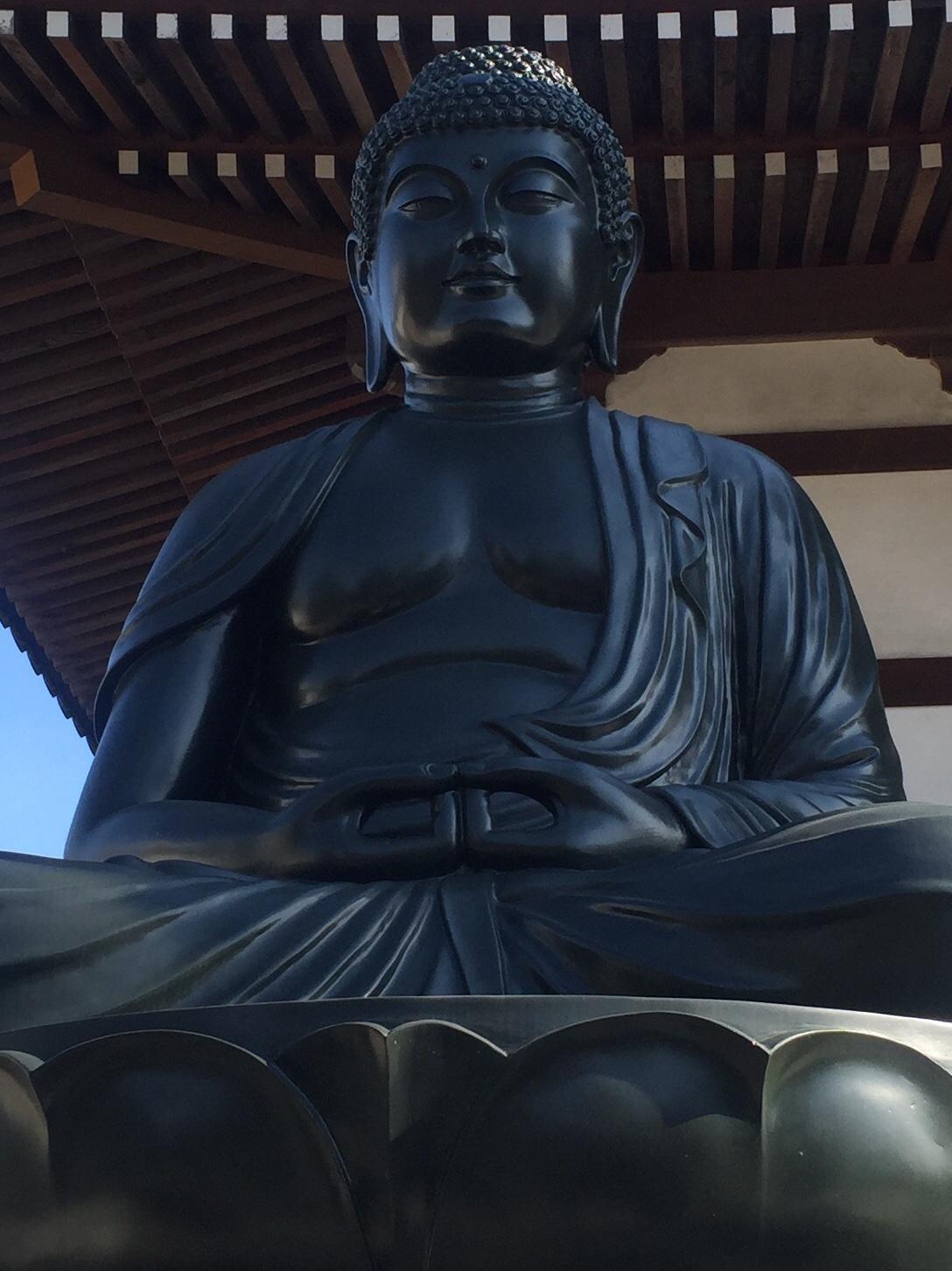 古河大仏(西光寺)